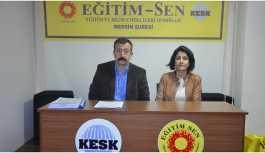 Eğitim Sen'den krizin faturasına karşı imza kampanyası