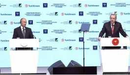 Erdoğan: Rusya'nın Suriye'de önemli katkılarını gördük