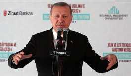 Erdoğan: Türk üniversiteleri akademik özgürlükler bakımından çağ atlamıştır