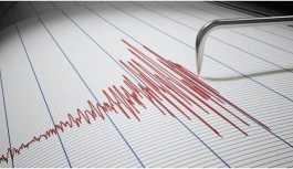 Erzurum'da 3,9 şiddetinde deprem