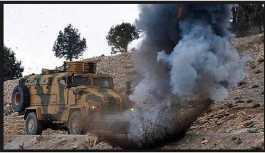 Gabar'da patlama: 2 asker yaşamını yitirdi, 5'i yaralı