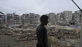 Halep'te 3 milyon metreküp enkaz kaldırıldı
