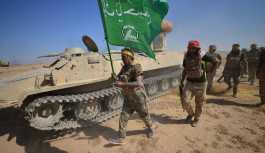 Haşdi Şabi, IŞİD'in Suriye-Irak sınırına 20 bin militan gönderdi