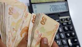 Hazine 2019'da 224.8 milyar lira borç servisi öngörüyor