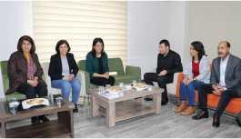 HDP Eş Genel Başkanı Buldan'dan Diyarbakır'da ziyaretler