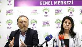 HDP Eş Genel Başkanları: Demirtaş kararı politiktir