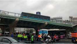İstanbul güne kaza haberleriyle uyandı