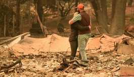 Kaliforniya'da kayıpların sayısı 600'ü geçti