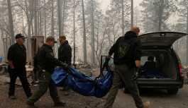 Kaliforniya'daki orman yangınlarında bilanço ağırlaşıyor: Ölü sayısı 23'e yükseldi