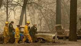 Kaliforniya'daki yangında ölenlerin sayısı 56'ya yükseldi
