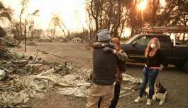Kaliforniya'daki yangınlarda can kaybı 81'e çıktı
