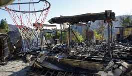 Kaliforniya yangını ünlü isimleri de mağdur etti