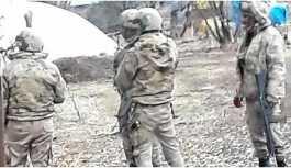 Karayazı'da ev baskınları