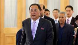 'Kuzey Kore Dışişleri Bakanı Ri, Suriye'yi ziyaret etmeyi planlıyor'