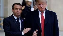 Macron: Euro henüz doların alternatifi değil, ama dolara daha az bağımlı olmak bir egemenlik meselesi
