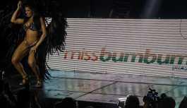 Miss BumBum yarışması kavgalı bitti: Benim popom yüzde 100 doğal