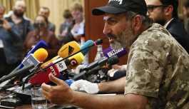 Paşinyan: Türkiye ile ilişkileri önkoşulsuz normalleştirmeye hazırız