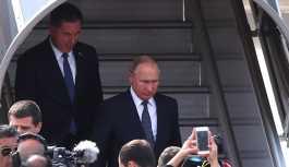 Putin G20 zirvesi için Arjantin'de: Yeni yerli limuzini Aurus'la gezecek