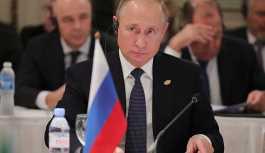 Putin: Halep'teki kimyasal saldırı cezasız bırakılmamalı