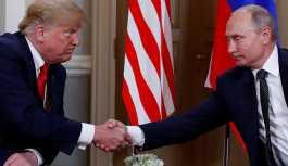 'Putin'le Trump'ın görüşmesi 2 saatten fazla sürecek'