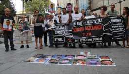 Roboski katliamının 83'ncü ayında adalet talebi