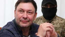Rus Dışişleri'nden Kiev'e çağrı: Tutuklu gazeteci Vışinskiy derhal serbest bırakılmalı