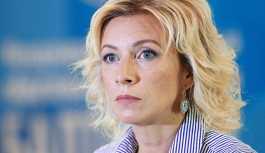 Rusya Dışişleri Sözcüsü Zaharova, RT ve Sputnik'in çalışmalarından övgüyle söz etti