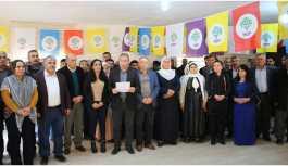 Şırnak'ta Güven'e destek açıklaması