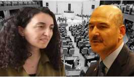Soylu'dan HDP'li Günay'a tehdit