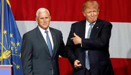 Trump: Pence'in sadakatinden şüphem yok