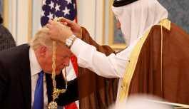 'Trump, Suudi Arabistan'ın değerlerini savunuyor'