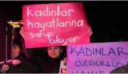 Türkiye'de kadınların yüzde 51'i kendini güvende hissetmiyor