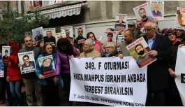 70 yaşında felçli Akbaba'nın serbest bırakılması istendi