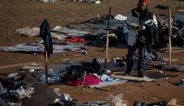 ABD-Meksika sınırındaki göçmenler geri dönüyor