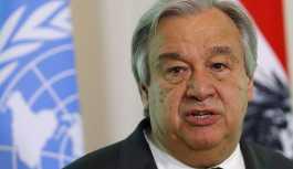 BM Genel Sekreteri Guterres'ten Kaşıkçı için 'güvenilir soruşturma' çağrısı