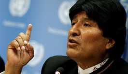 Bolivya lideri Morales: ABD'nin Suriye'den çekilmesi Suriye halkının zaferi