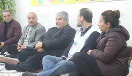 CHP'den açlık grevindeki HDP'li vekillere ziyaret