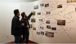 Diyarbakır'da 'Yalnızlık ve Suya Dair' sergisi