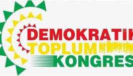 DTK: ABD'nin kararı Kürtleri 'ulusal birlik' için harekete geçirmelidir