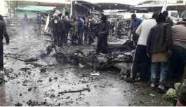 Efrîn'de şiddetli patlama
