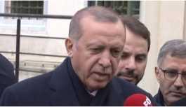 Erdoğan: Cumhur ittifakını kıskananlar var