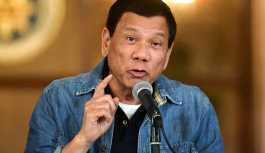 Filipinler Devlet Başkanı Duterte: Bir hizmetçiye cinsel tacizde bulunmuştum