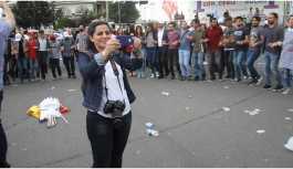 Gazeteci Kibriye Evren tahliye edilmedi