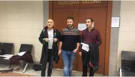 Gazeteci Kobulan'a ilk duruşmada ceza istendi