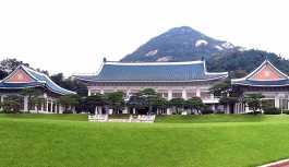 Güney Kore başkanlık sarayına yasa dışı dinleme baskını