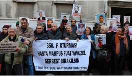 Hasta tutuklu Yavuzel: Böyle giderse ölümle yüz yüze kalacağım