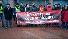 Havalimanı işçileri savunmalarında uğradıkları haksızlıkları anlattı