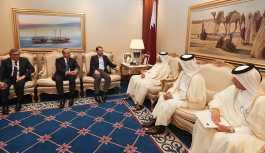 Hazine ve Maliye Bakanı Berat Albayrak, Doha Forumu'na katıldı