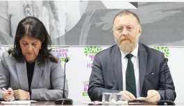 HDP Eş Genel Başkanları: Seçimler yaklaştıkça savaş çığırtkanlığı artıyor