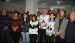 HDP'li vekillerin Mersin'deki açlık grevi eylemi son buldu
